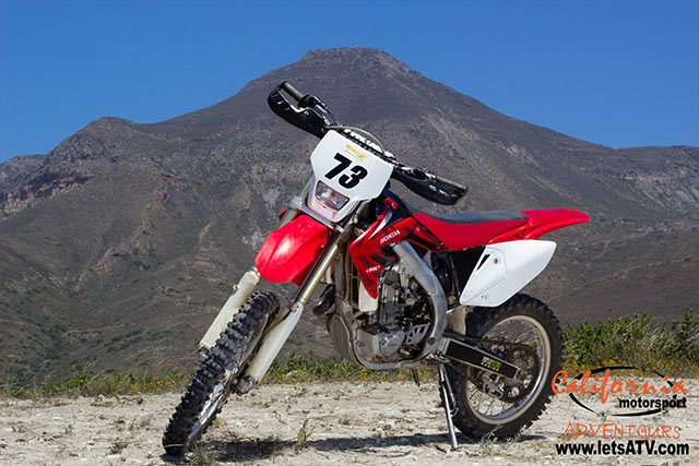 Dirt Bikes, ATVs and Riding Gear rentals in San Diego and
