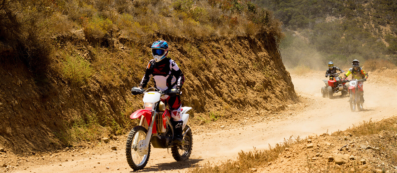 ATV & Bike riding tours Baja