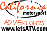 California Motorsports Adventours Logo