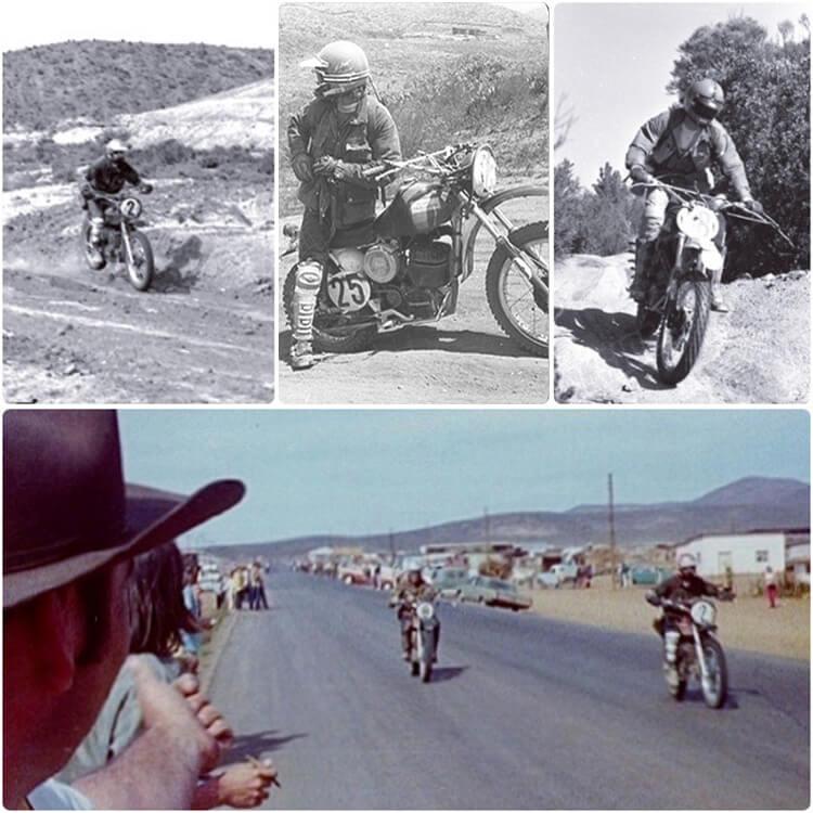 baja riding legend