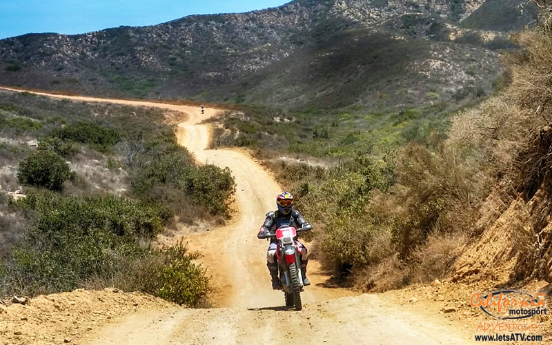 getting started in dirt bike riding