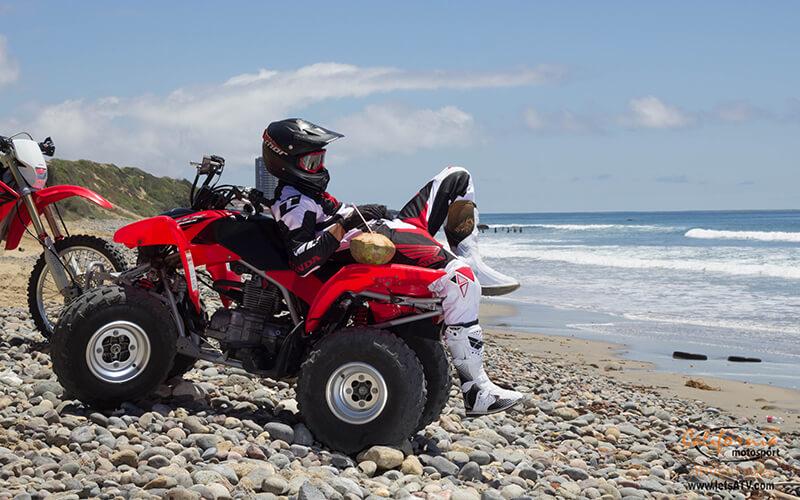 summer riding tours Baja