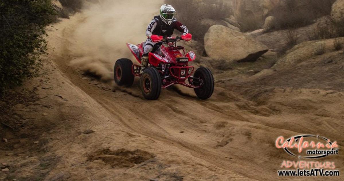 Baja trails ATV riding