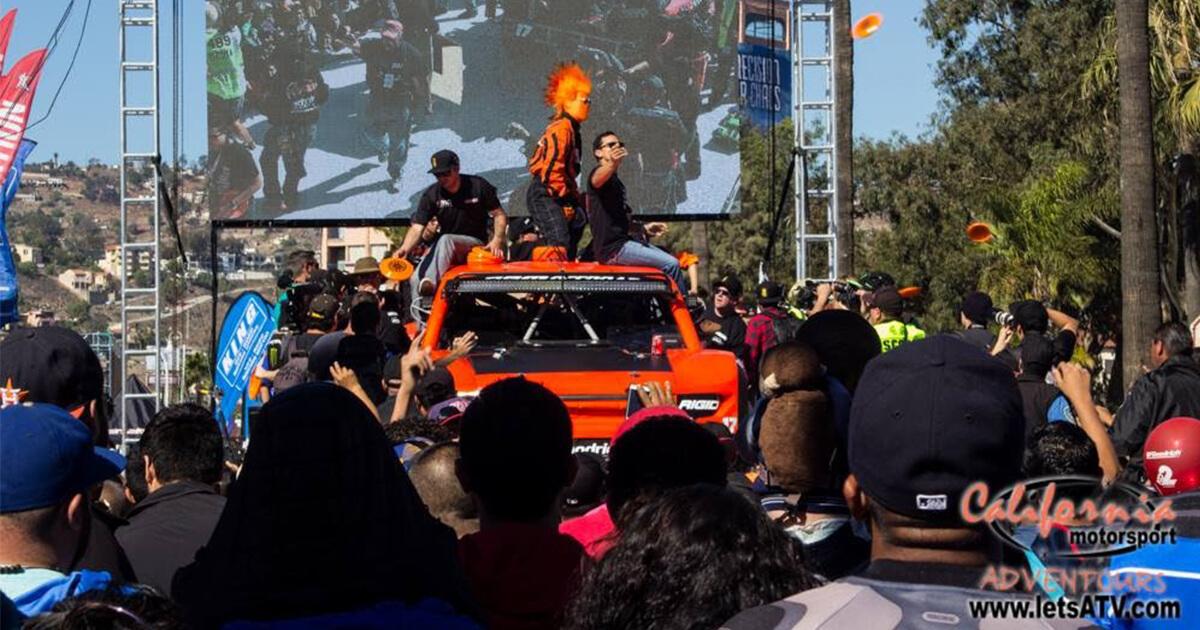 2018 Baja 1000 Race