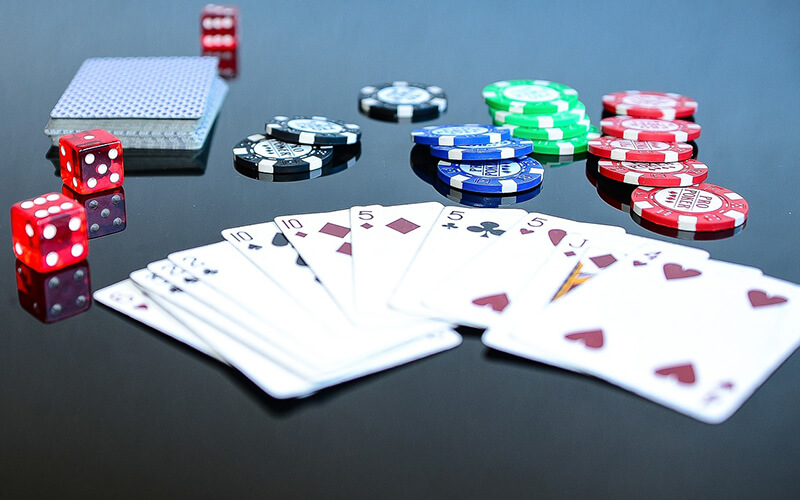 bachelor party idea poker