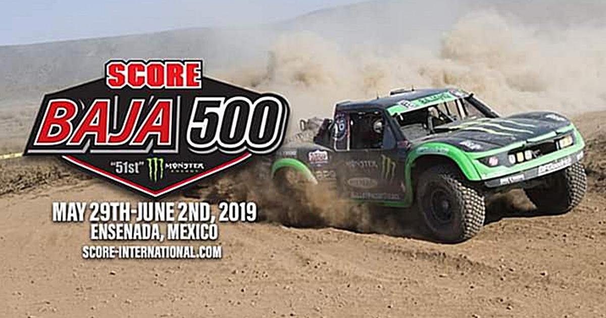 Score International Baja 500