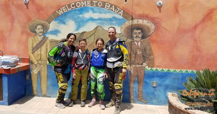 Family adventure tours